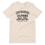 Surfboards California Tee