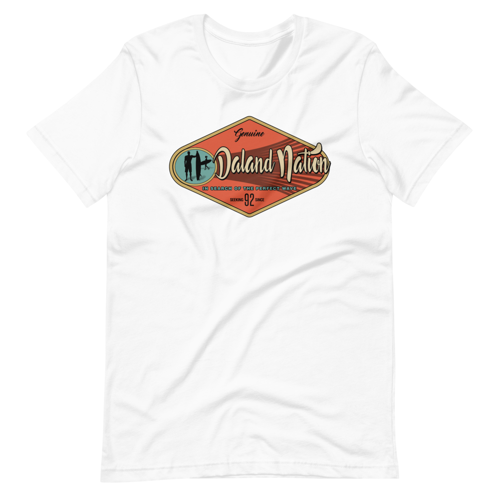 Daland Nation In Search Tee
