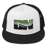 Daland Nation Wave Trucker Hat