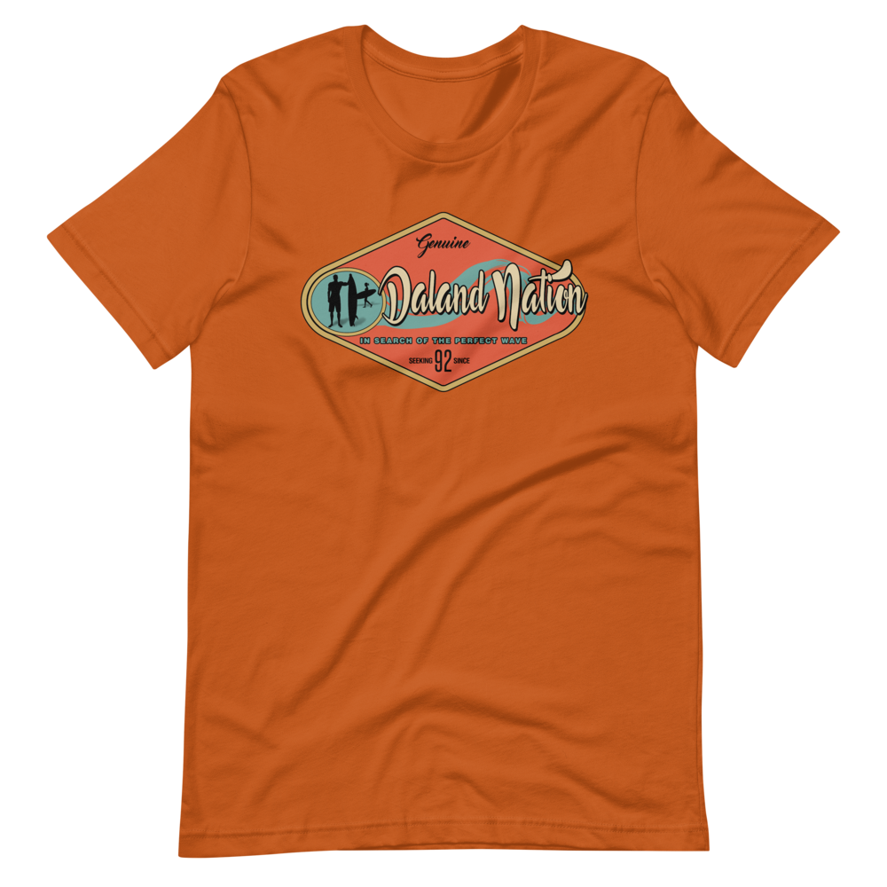Daland Nation Search Tee