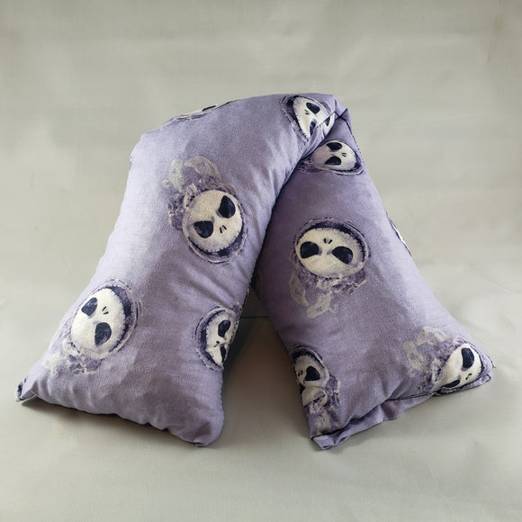 Lavender Jack Halloween Cotton Heat & Cold Pack