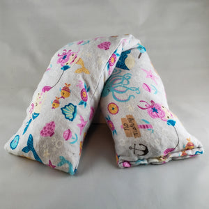 Gossiping Mermaids Cotton Flannel Heat & Cold Pack