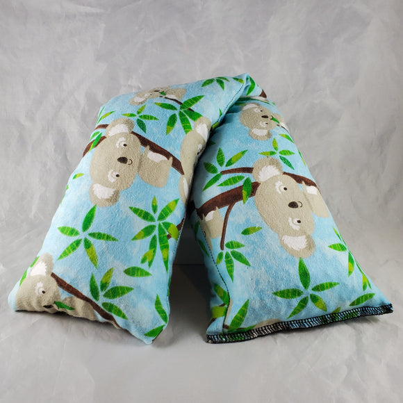 Cute Koalas Cotton Flannel Heat & Cold Packs