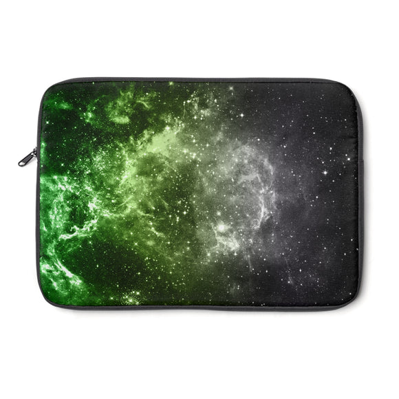 Aromantic Pride Galaxy Laptop Sleeve