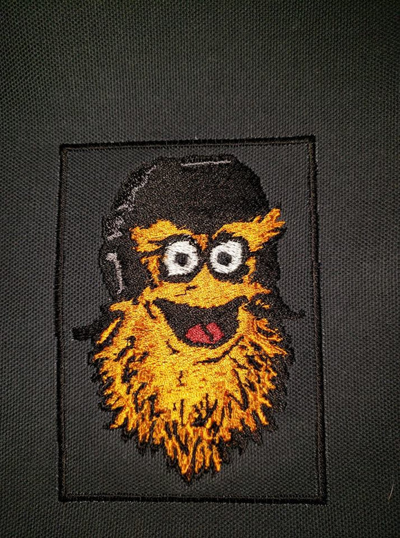 Gritty Head Patch