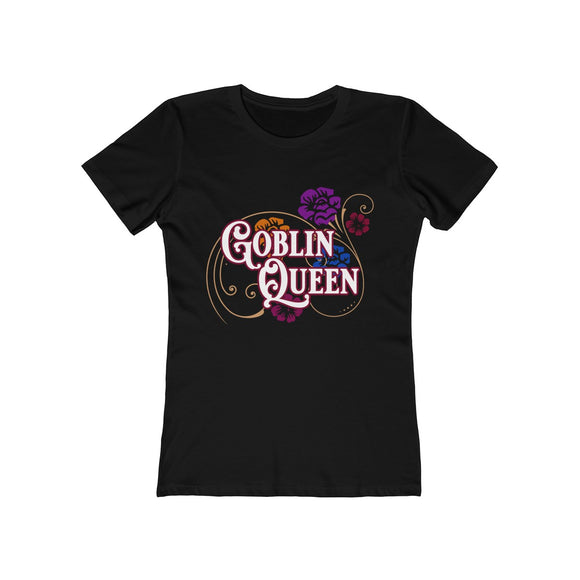 Goblin Queen Fitted Crewneck Tee