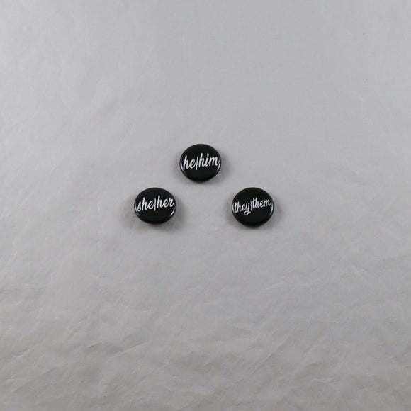 Scripted Pronoun Buttons