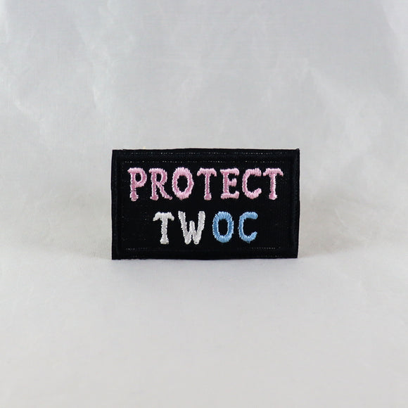 Protect Trans Women of Color Patch
