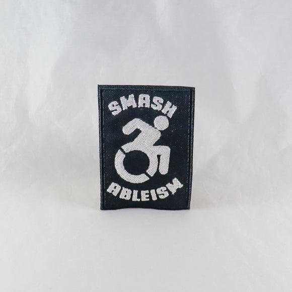 Smash Ableism Patch