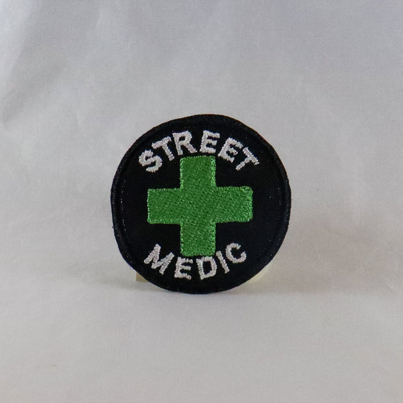 Resistance Scouts Street Medic Patch