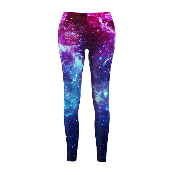 Bisexual Pride Pride Galaxy Casual Leggings