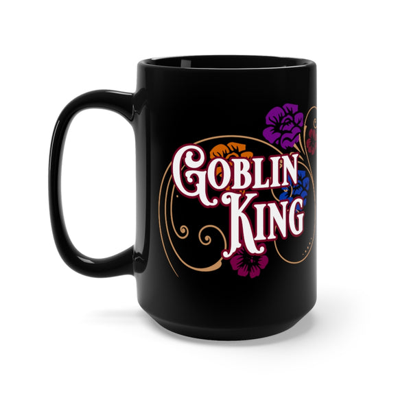 Goblin King Black Mug 15oz