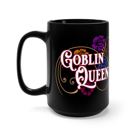 Goblin Queen Black Mug 15oz