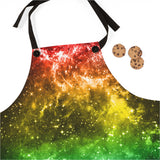 Rainbow Gay Pride Galaxy Apron