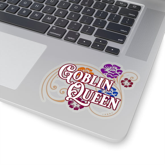 Goblin Queen Kiss-Cut Stickers