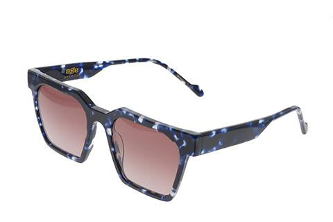 Page Large Milky Tort Sunglasses