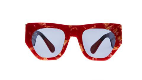 Vantage Sunglasses /Red Pearl