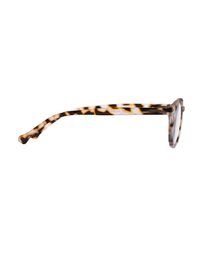 7am Light Brown Tort Reading Glasses/1