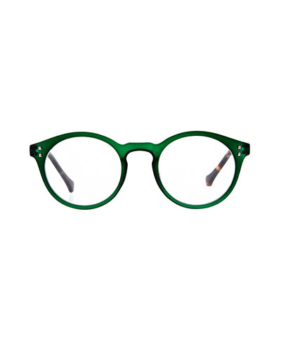 7am Green Reading Glasses /2