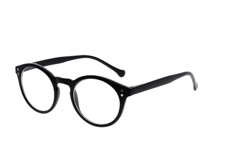 10am Black Reading Glasses/1.5