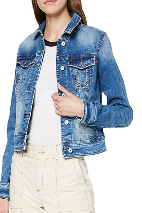 LTB Destin Ritnoblue Wash Denim Jacket