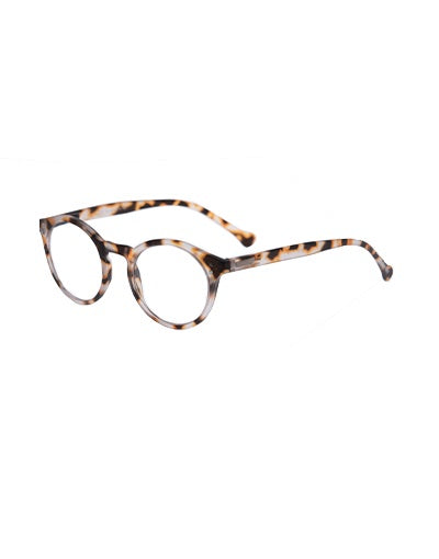 7am Light Brown Tort Reading Glasses /3.0
