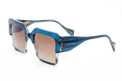 Stage Sunglasses /Blue Grey