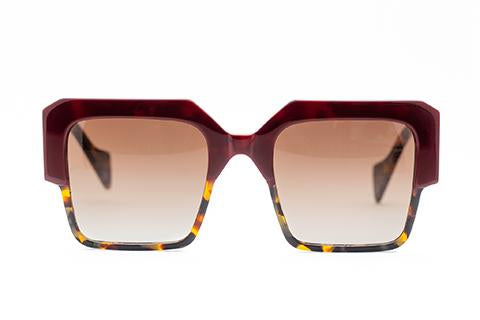 Stage Sunglasses /Plum Tort