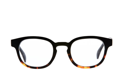 10am Dark Blue Reading Glasses /3.0