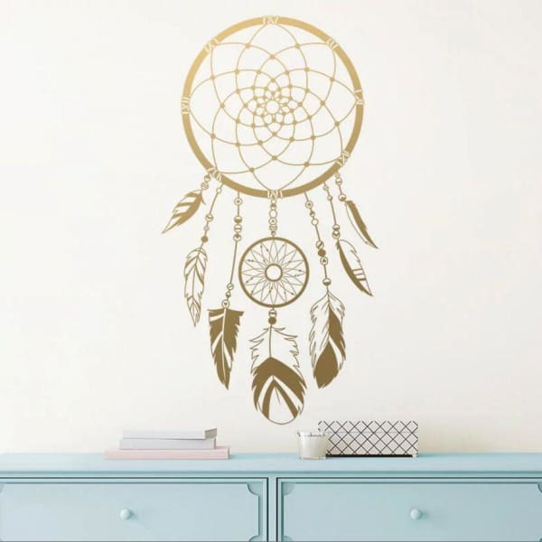 Dream Catcher Wall Decal - Wall Decor