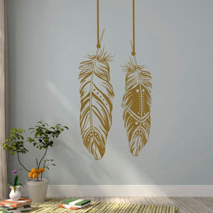 Feathers Wall Decals - Wall Decor