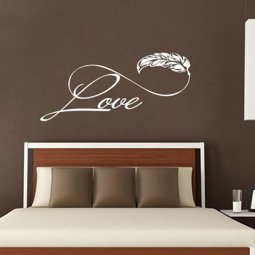 Love Removable Vinyl Wall Decal