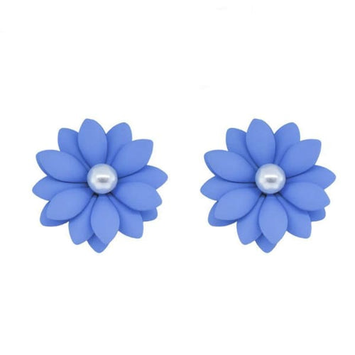 Spring Flower Earrings - earrings