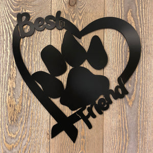 Best Friend Heart