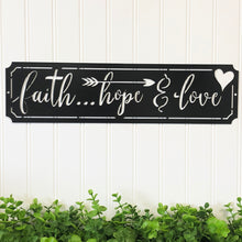 Load image into Gallery viewer, Faith Hope & Love
