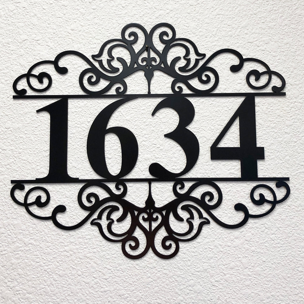 Ornate Address