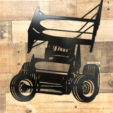 Load image into Gallery viewer, Sprint Car Winged