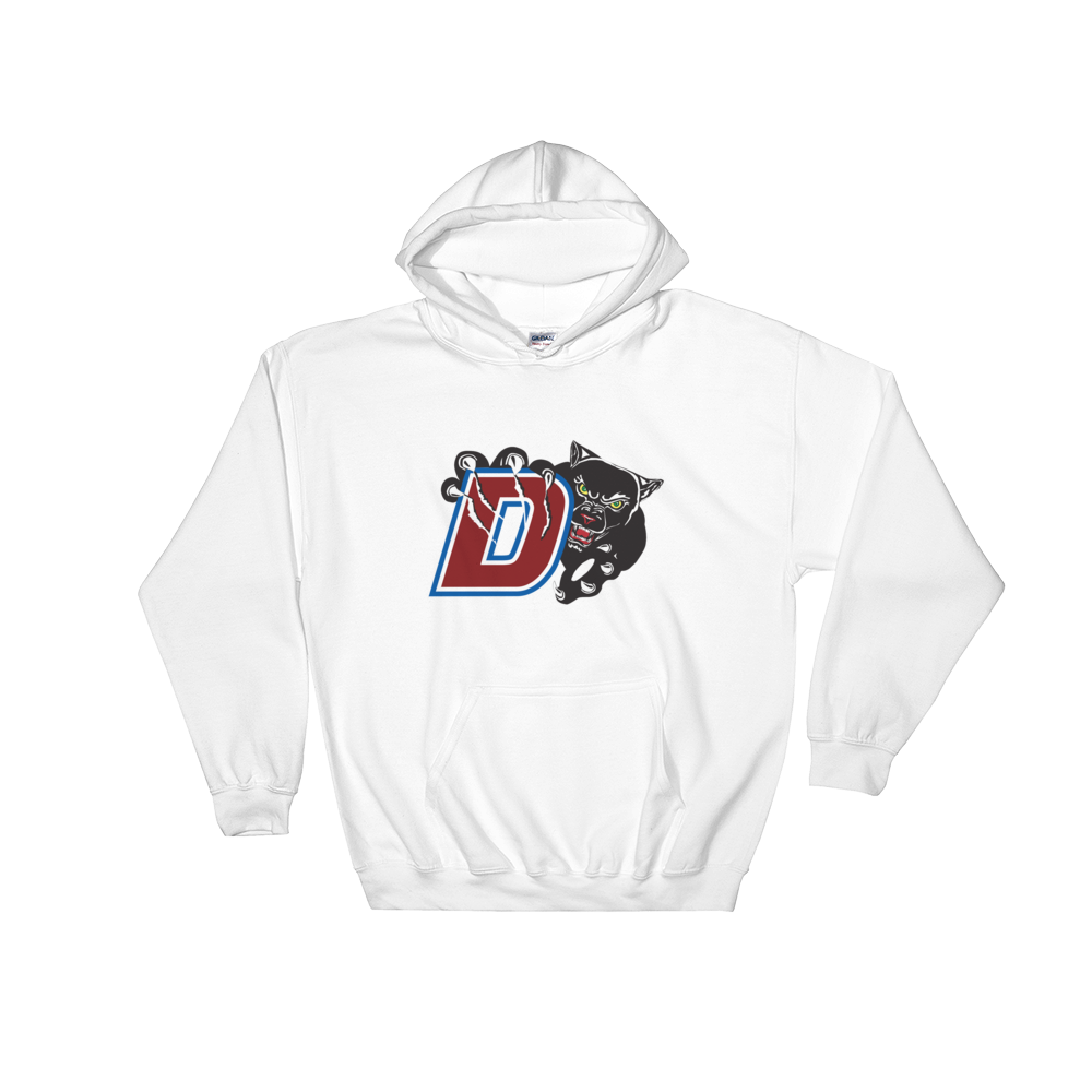 D'Ville Panthers Hoodie