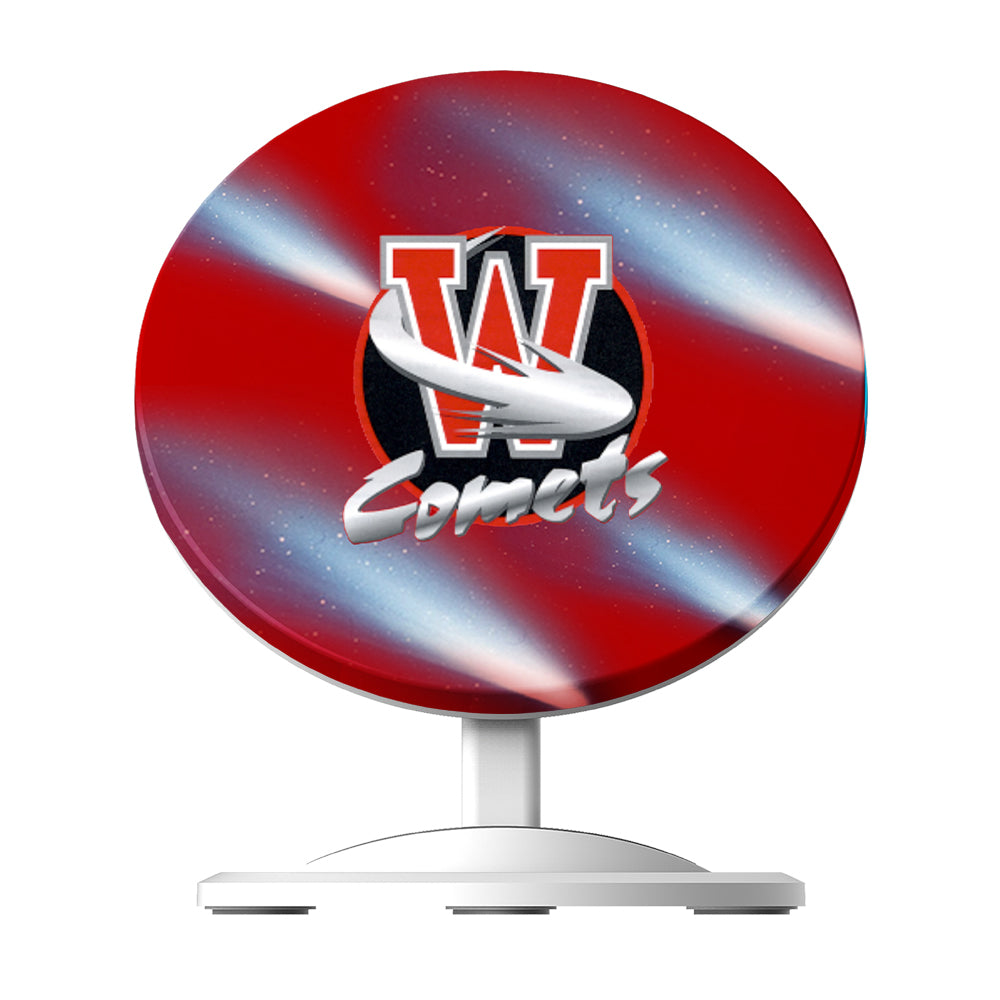 Westchester Comets High School C6 Wireless Charger