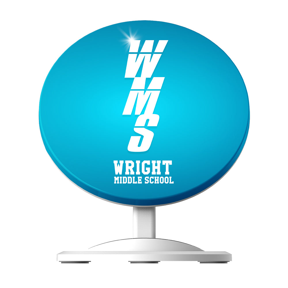 Wright Middle School C6 Wireless Charger