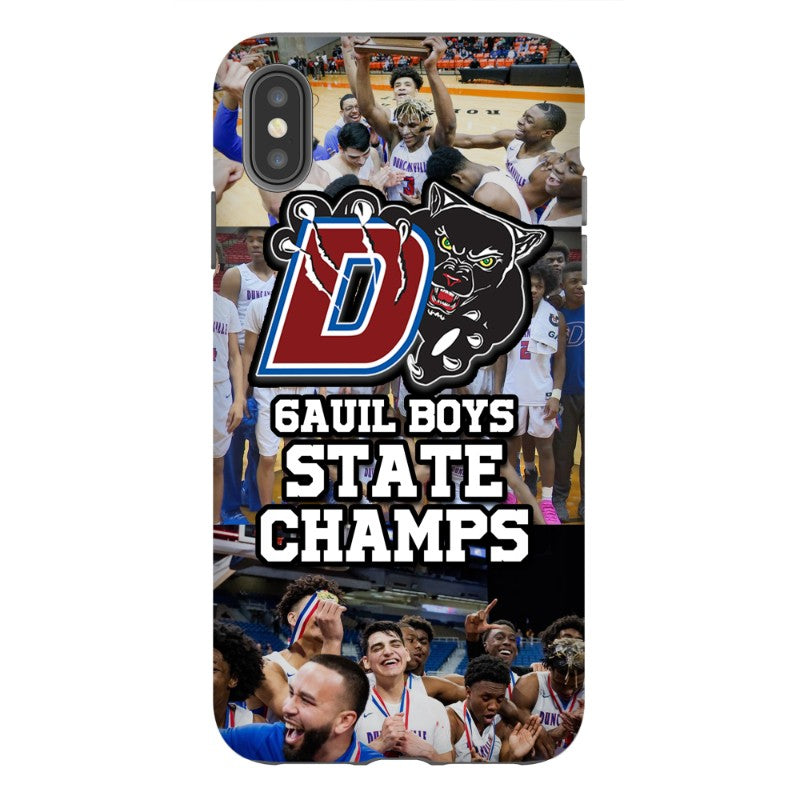 6AUIL Boys State Champs Phone Case