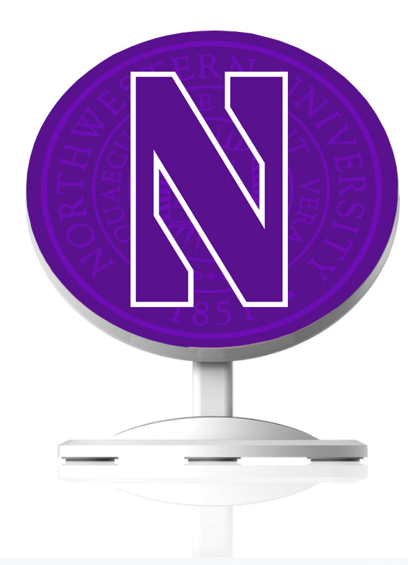 Northwestern University C6 Charger 2
