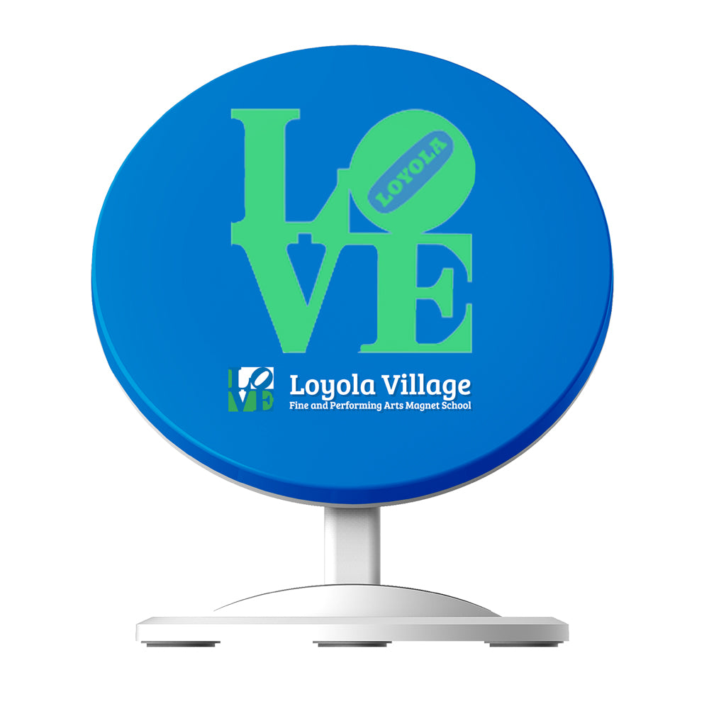 loyola Village School C6 Wireless Charger