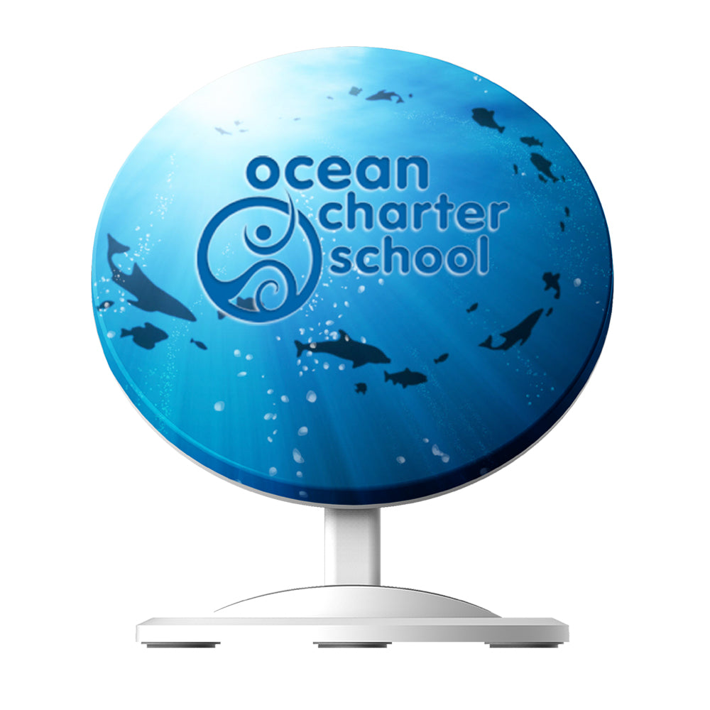 Ocean Charter School C6 Wireless Charger