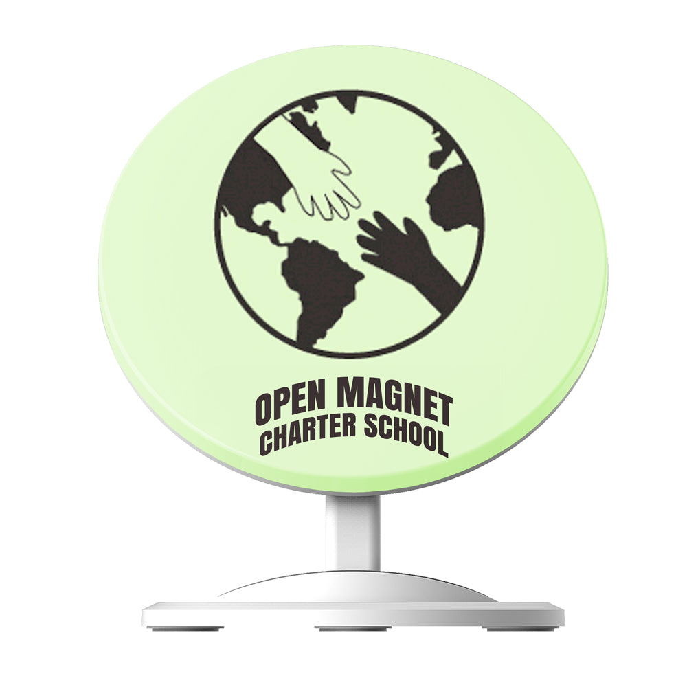 Open Magnet Charter School C6 Wireless Charger