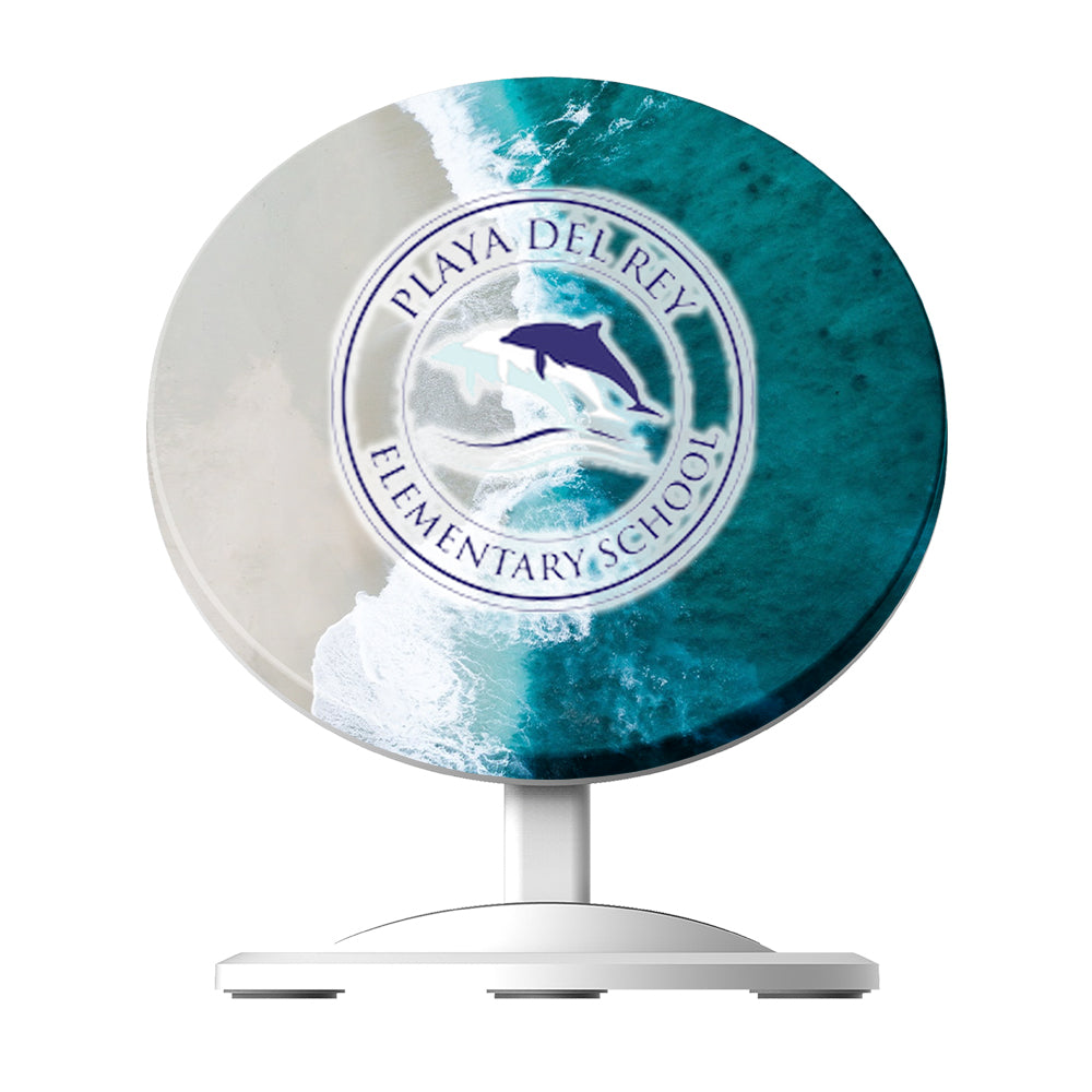 Playa Del Rey Elementary School C6 Wireless Charger