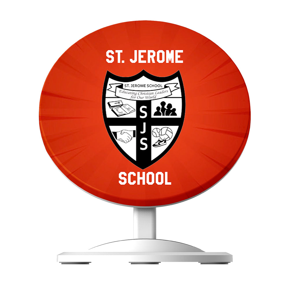 St. Jerome School C6 Wireless Charger