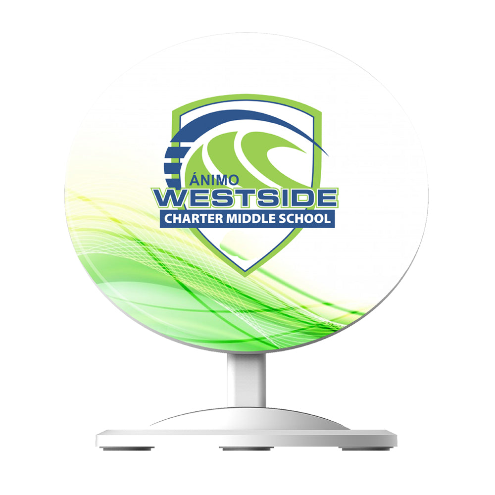 Amino Westside Charter Middle School C6 Wireless Charger