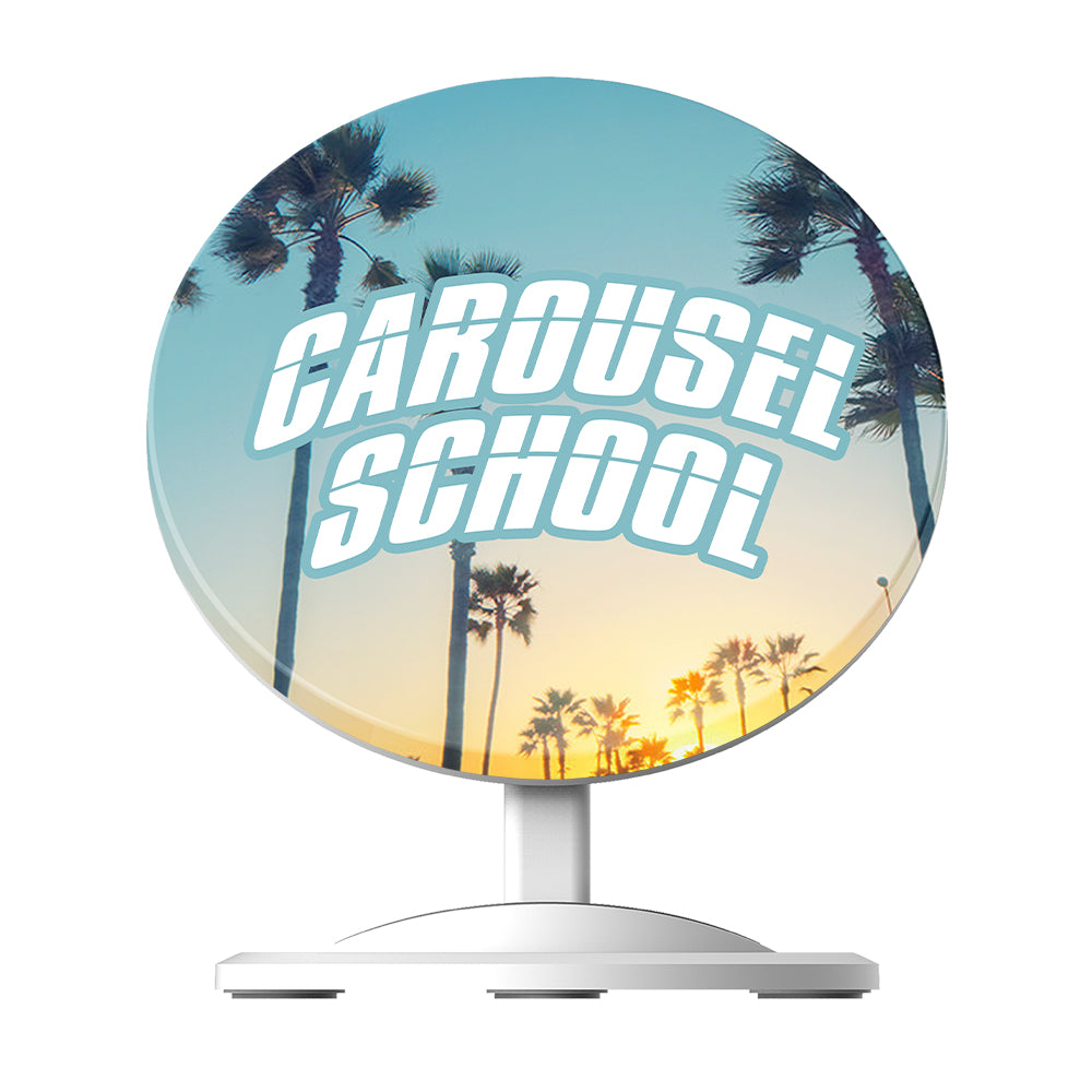 Carousel School C6 Wireless Charger