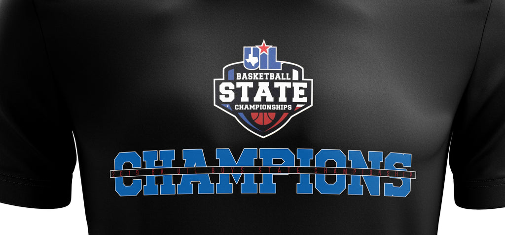 2019 6A UIL BOYS STATE CHAMPS Tee